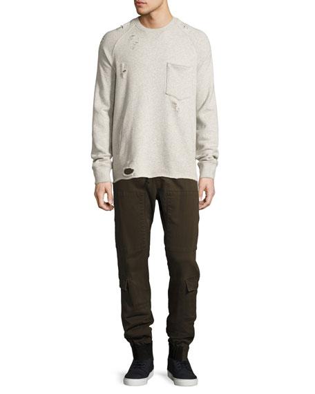 Men's Flight Cargo Pants, Olive