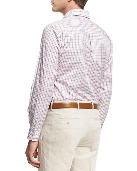 Marina Tattersall Sport Shirt, Pink