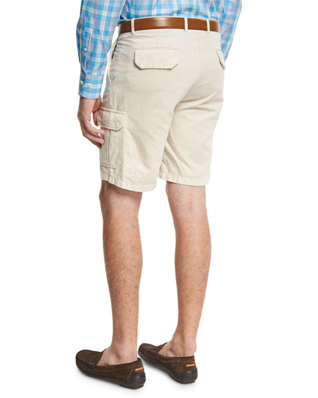 Discovery Cargo Shorts, Beige