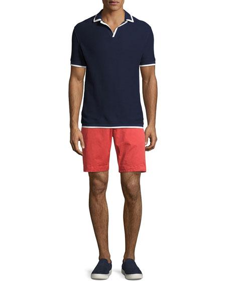 Dane 2 Twill Shorts, Pomodoro (Red)