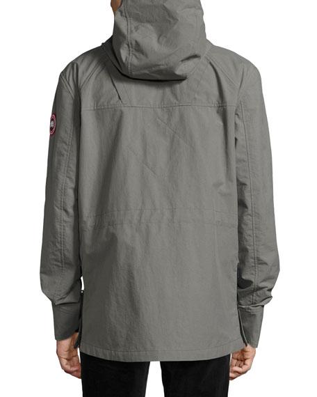 Redstone Wind-Resistant Jacket, Pewter