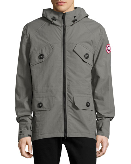 Redstone Wind-Resistant Jacket, Pewter