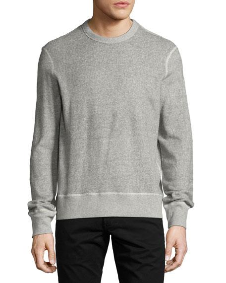 Toweling Sweatshirt