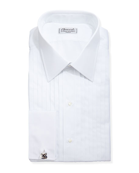 de0e2ced2e1 Charvet French-Cuff Dress Shirt