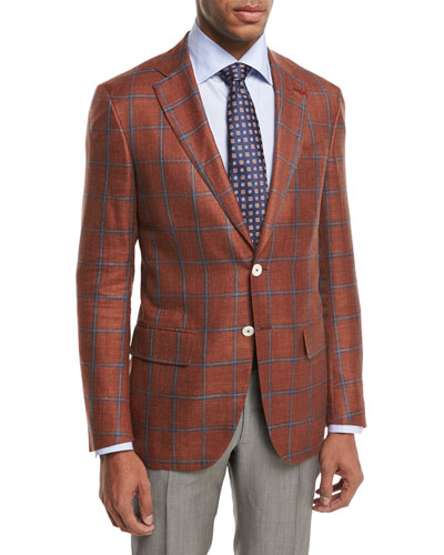 Men&39s Designer Suits &amp Blazers at Neiman Marcus