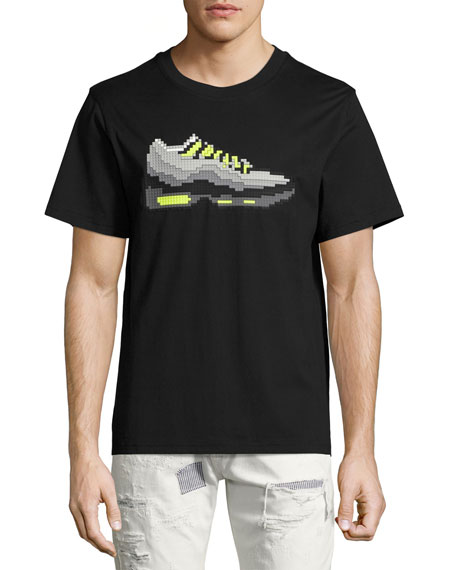 Hot Sale Cheap Price sneaker T-shirt - Black Mostly Heard Rarely Seen Online Cheap 2018 Newest For Sale 2018 Unisex WzcizpTxXC