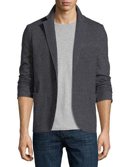Vintage Twill Soft Blazer