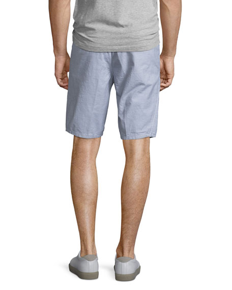 Striped Chino Shorts