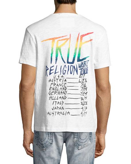 Cobra Logo World Tour T-Shirt, White