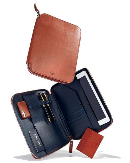 Leather 5-Pocket Card Case 2.0