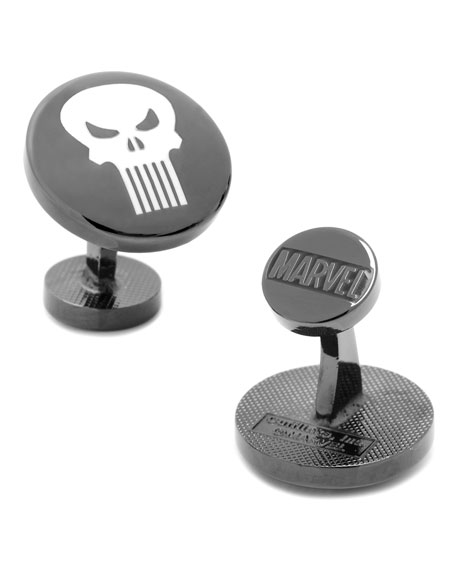 Cufflinks Inc. The Punisher Cuff Links