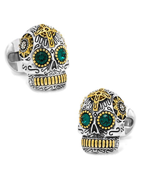 Cufflinks Inc. 3D Day of the Dead Sugar