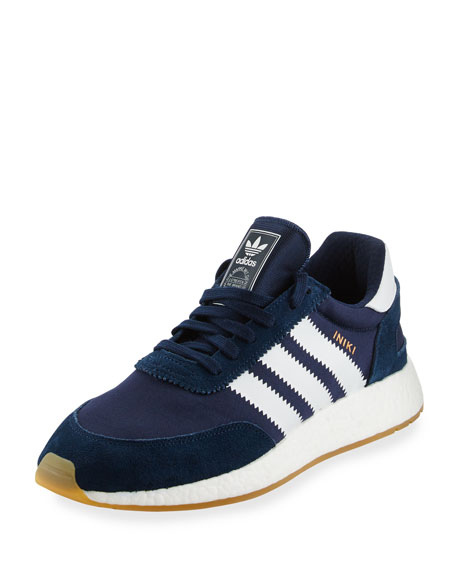 Adidas Men's Iniki Running Shoes, Navy