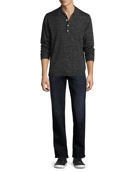 Brett Luxe Performance Modern Boot-Cut Jeans, Kilbourne