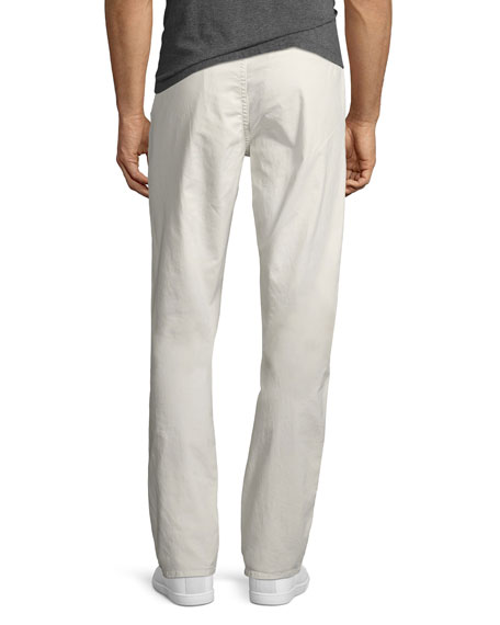 Standard Issue Fit 2 Mid-Rise Relaxed Slim-Fit Chinos, Stone