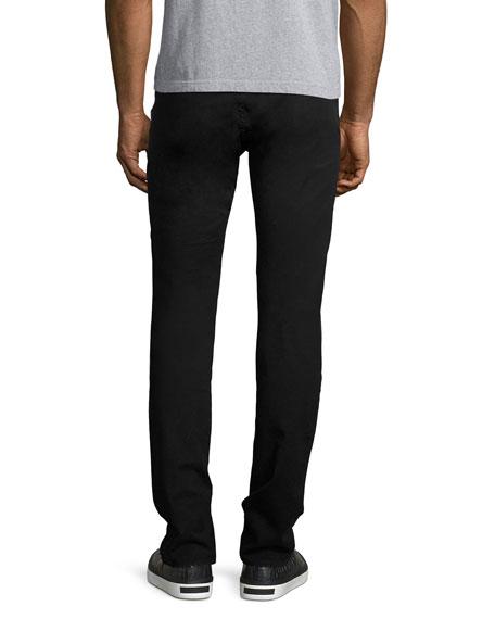 Standard Issue Fit 2 Slim-Skinny Chinos, Black