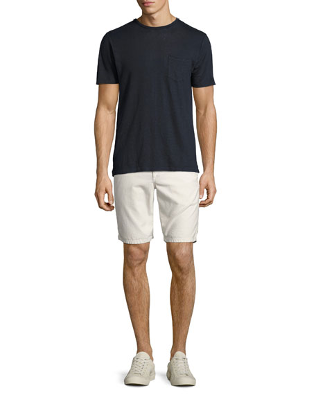 Standard Issue Cotton Shorts, Gray