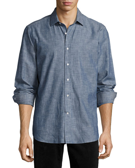 Robert Graham R by Robert Graham Peperill Chambray