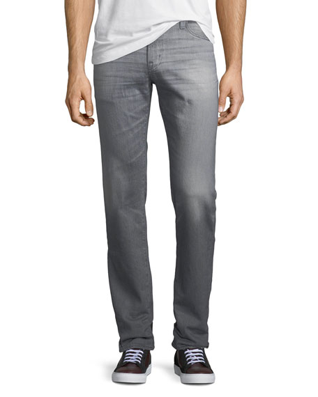 AG Graduate Tailored-Leg Jeans