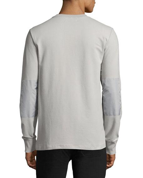Modern Classic Sweatshirt, Cement Gray