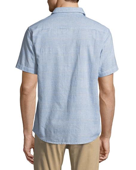 Raya Short-Sleeve Sport Shirt