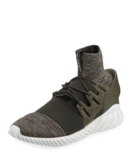 Adidas Men's Tubular Doom Primeknit® GID Sneaker