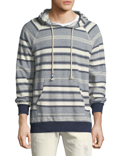 Mayan Striped French Terry Hoodie