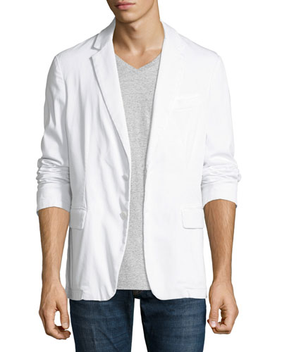 Anther Tencel-Cotton Jacket