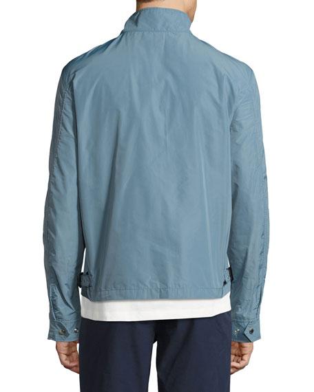 Brighton Lightweight Technical Jacket, Powder Green