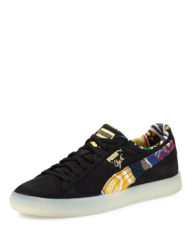 08bb33ebbac Puma x COOGI Men s Clyde Suede Low-Top Sneaker