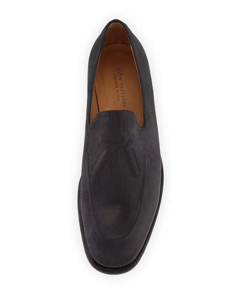 Fleetwood Ghosted Loafer, Mineral Black