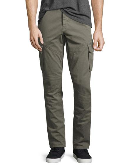 J Brand Alpha Charlie Moto Cargo Pants, Underwood