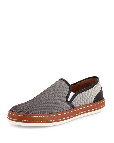 Donald J Pliner Men's Gavino Dégradé Mesh Slip-On