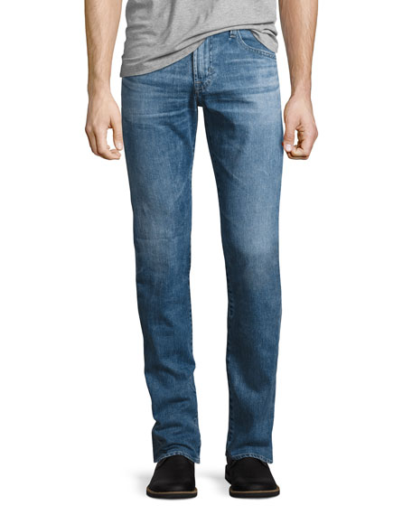AG The Dylan 18 Years Edit Skinny Jeans,