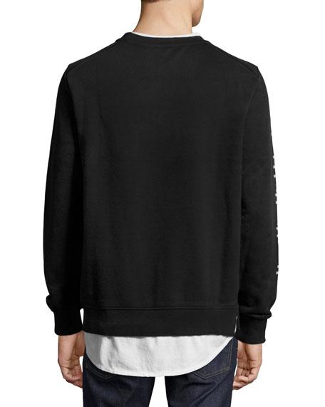 Journey Captured Sweatshirt, Black