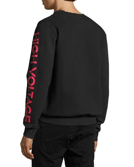 AC/DC High Voltage Sweatshirt, Black