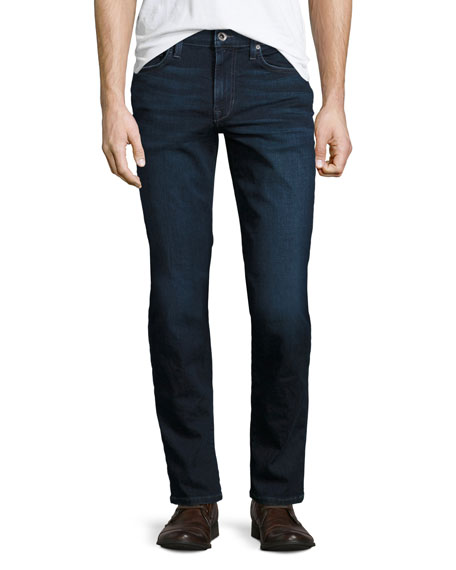 Brixton Kinetic Denim Slim-Straight Jeans, Aedan (Blue)