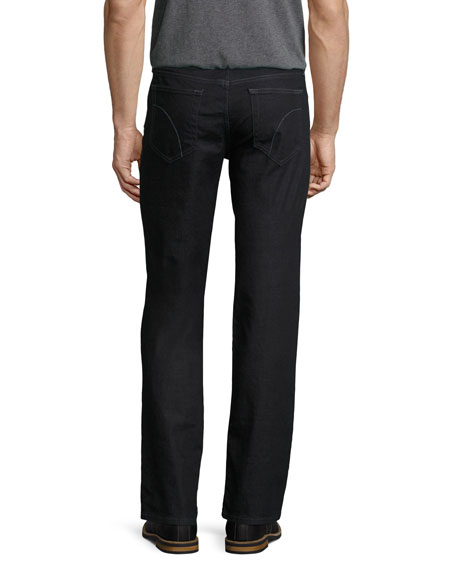 Men's Classic Nuhollis Kinetic Slim-Straight Jeans, Blue