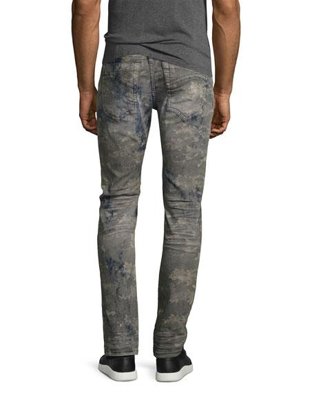 Tatiana-Wash Skinny Jeans, Gray