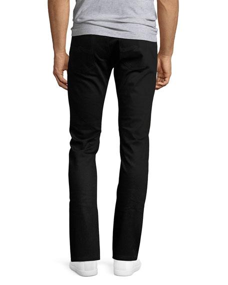 Tilted Tor Skinny Jeans, Dry Cold Black