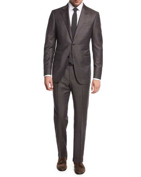 Trofeo® Plaid Two-Piece Suit