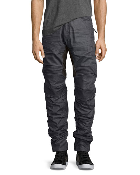 G-Star 5620 Motion 3D Tapered Jeans, Gray