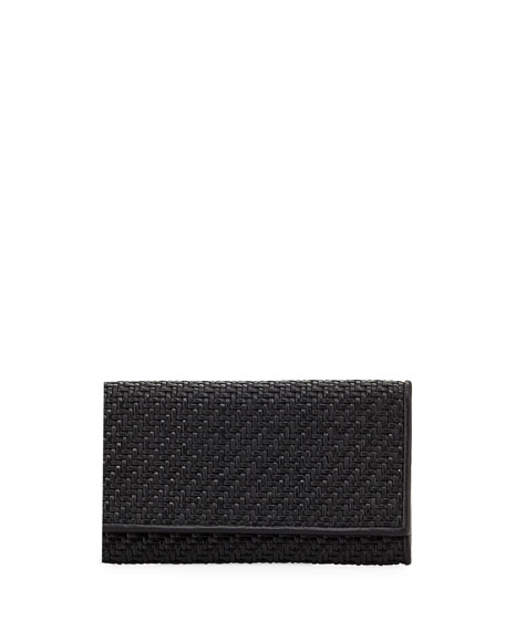 Ermenegildo Zegna Pelle Tessuta Woven Leather iPhone 7