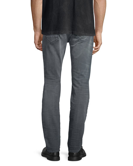 Sartor Turnstone Washed Skinny-Leg Denim Jeans