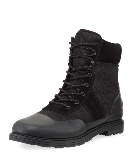 Hunter Boot Men's Insulated Commando Boot