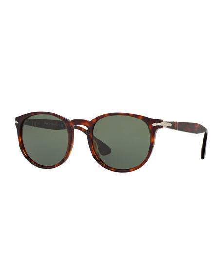 Persol Galleria '900 PO3157S Phantos Sunglasses, Havana