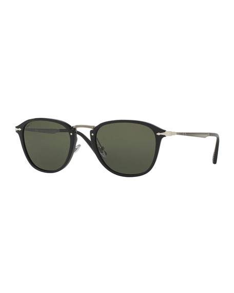 Persol Calligrapher Edition PO3165S Acetate Polarized Sunglasses,