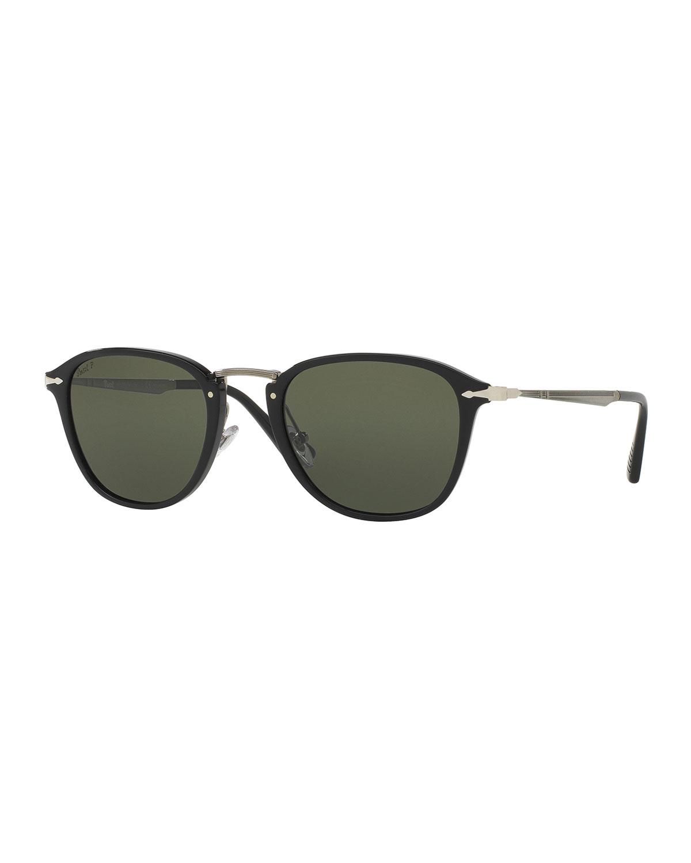 e0f1ccf59c Persol Calligrapher Edition PO3165S Acetate Polarized Sunglasses ...