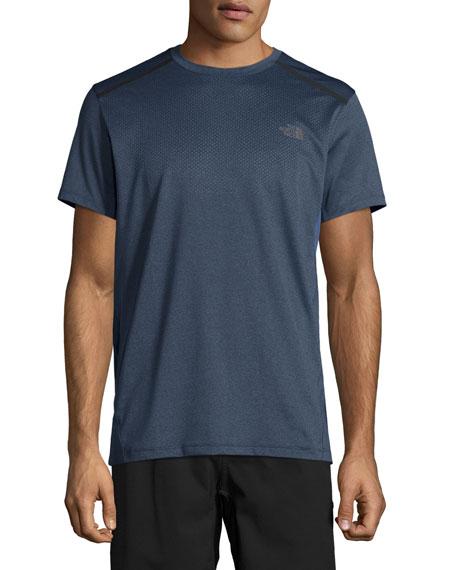The North Face Kilowatt Short-Sleeve Crewneck Active T-Shirt,