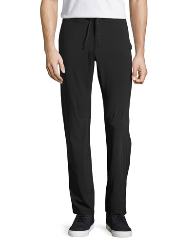 Kilowatt Pro Slim-Straight Pants, Black